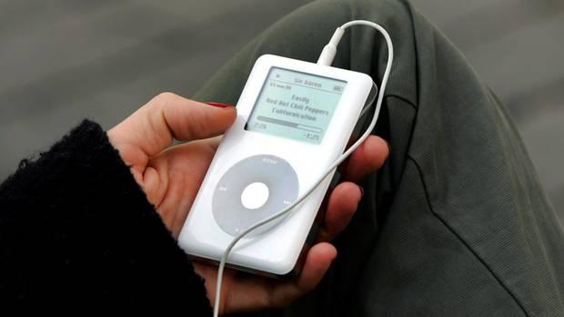 Einige alte iPod-Modelle sind ein kleines Vermögen wert