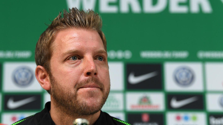 SV Werder Bremen: Trainer Florian Kohfeldt
