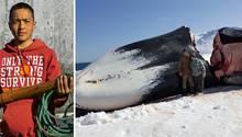 Alaska: Junge tötet einen Wal - und das verändert sein Leben komplett