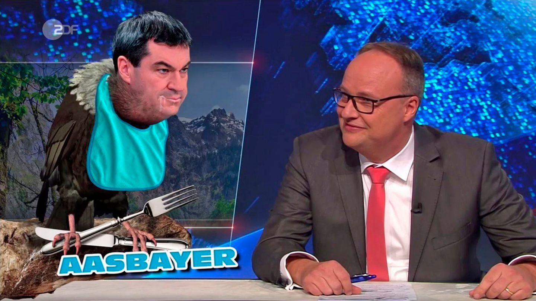 Heute Show 11. November 2017 Markus Söder CSU