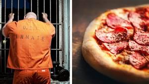 Gefängnis Pizza metoo #metoo Sexuelle Belästigung