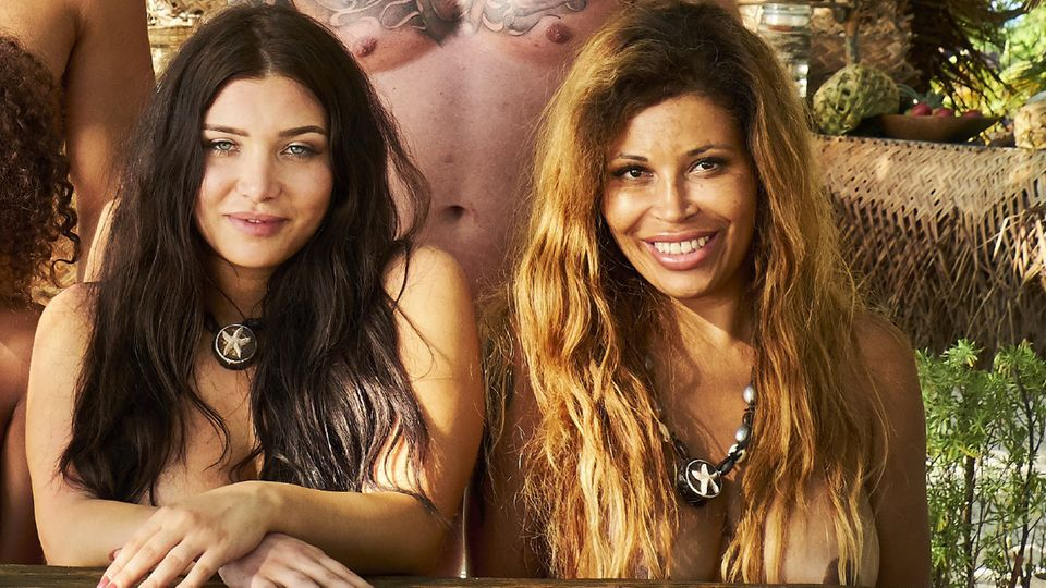 Adam sucht Eva: Melody Haase und Patricia Blanco