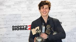 Großer Gewinner der MTV Europe Music Awards 2017: Der kanadische Sänger und Songwriter Shawn Mendes
