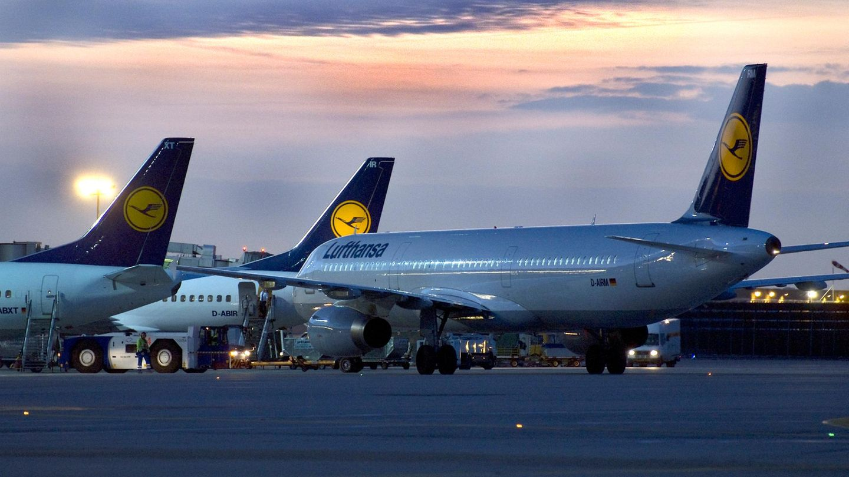 Die Lufthansa will künftige mehr Inlandsverbindungen anbieten (Symbolbild)
