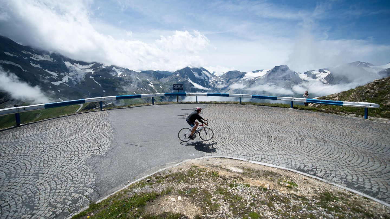 Radsportler Hitlergruß