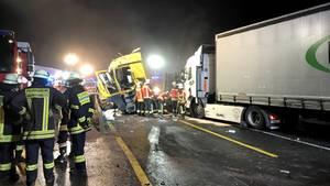 Gaffer - Feuerwehr - A3 - Unterfranken
