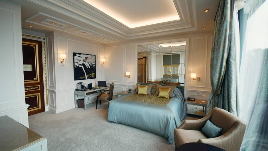 Die größte hotelsuite europas die royal residence im atlantis by