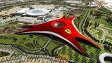 Ferrari World auf Yas Island