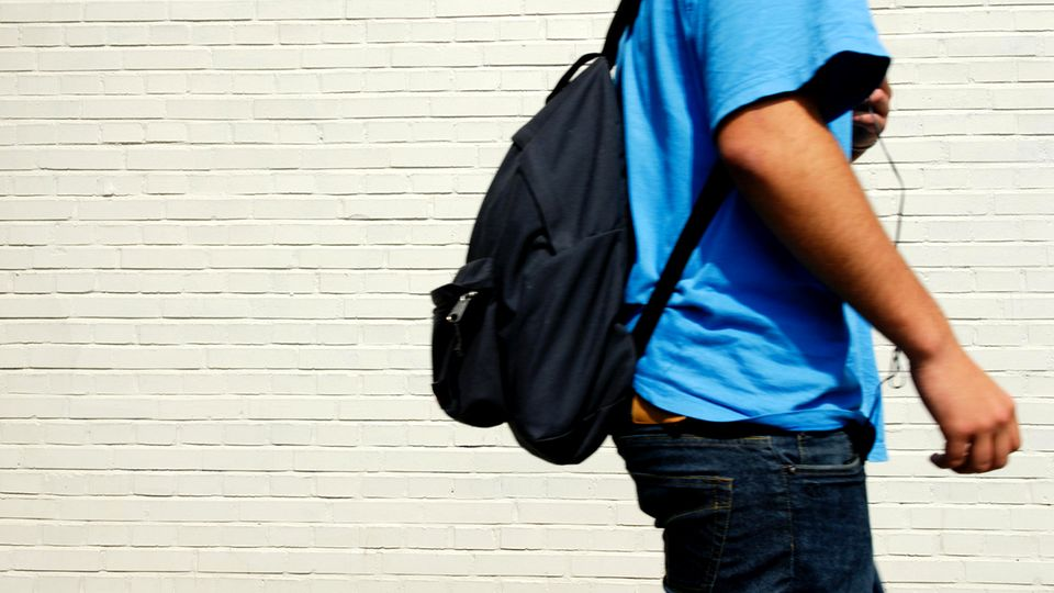 Schule in Florida verkauft schusssichere Rucksäcke für Kinder