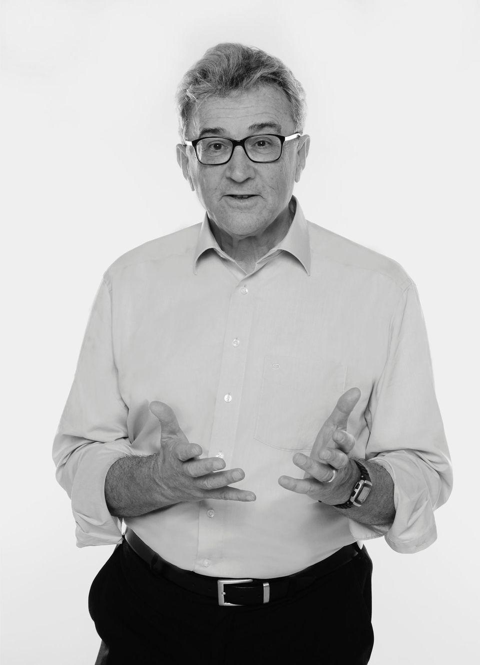 David Wilchfort arbeitet seit über 40 Jahren als Paartherapeut in München