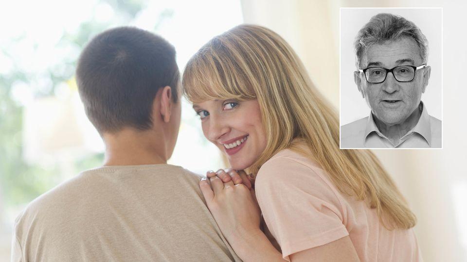 Sexuelle Exklusivität verliert für den Paartherapeuten David Wilchfort (Kasten) nicht an Wert, lediglich an Hysterie