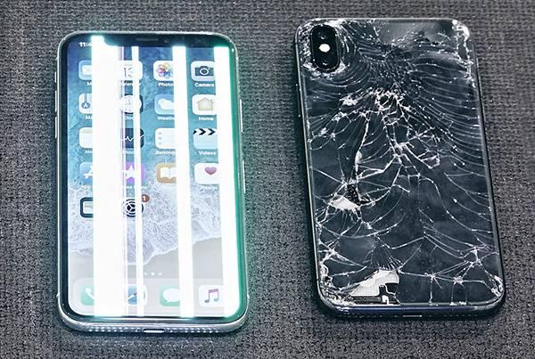 Das zerbrechlichste iPhone aller Zeiten