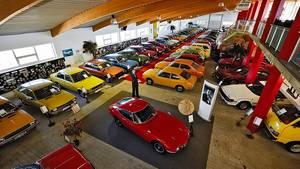 Toyota Museum ab Herbst 2017 in Köln