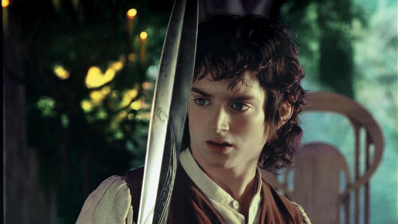 Elijah Wood als Frodo in Herr der Ringe