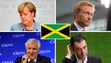 Jamaika: Sie wollen es machen, aber schaffen sie es auch?