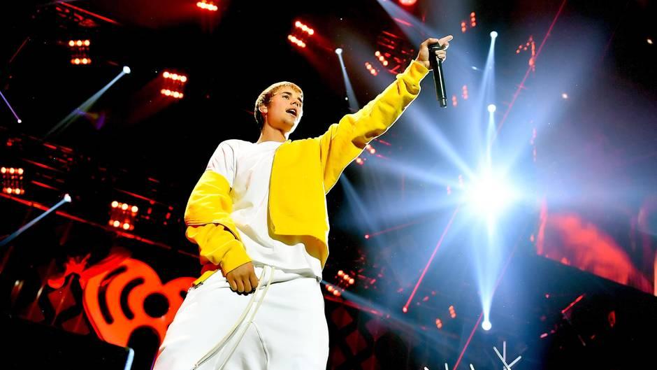 US-Popstar Justin Bieber