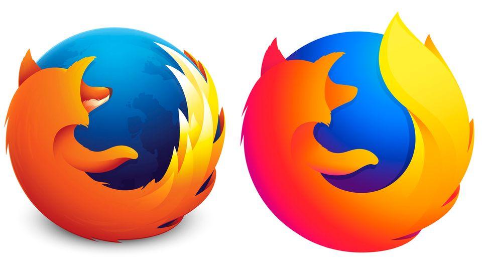 Fire Fox Logo 2017