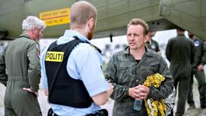 Peter Madsen - Mord - Untersuchungshaft