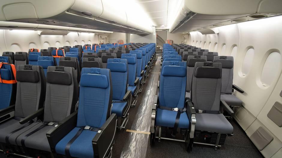 Neuer Airbus A380 Von Singapore Airlines Das Fliegende