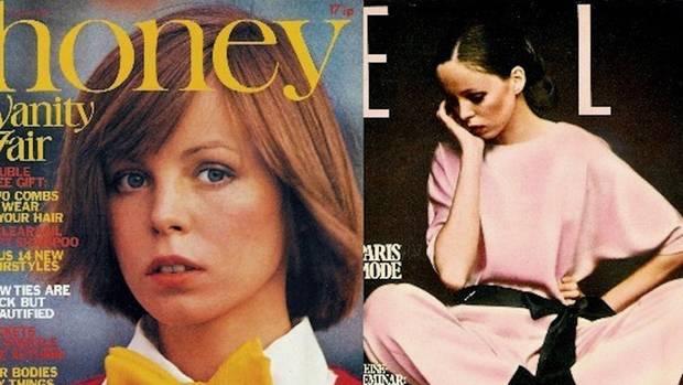 Topmodel: Lange vor Schiffer und Klum arbeitete ich als Model