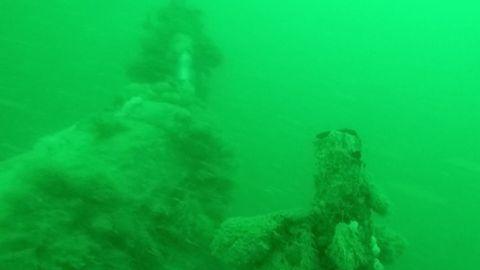 Deutsches U-Boot vor Belgien I