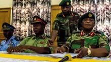 Simbabwe Armeeführung
