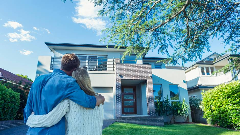 Betrug beim Hauskauf - so leiten Betrüger das Geld fürs neue Haus um ...