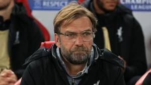 Liverpool-Coach Jürgen Klopp hat am Mittwoch das Training verpasst