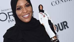 Barbie mit Hidschab: Mattel präsentiert erste Puppe mit Kopftuch