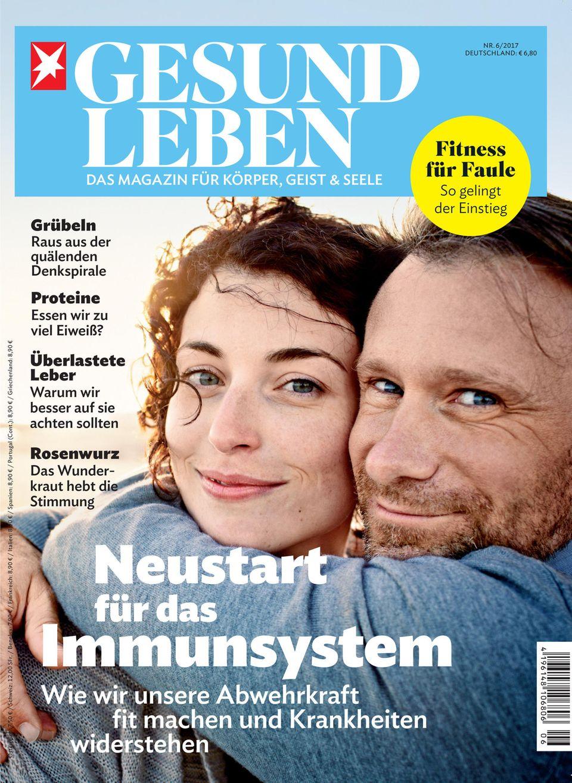 stern Gesund Leben Nr.6/2017