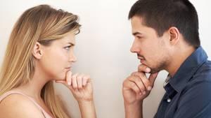 Frauen und Männer sind heute karrieretechnisch oft auf Augenhöhe