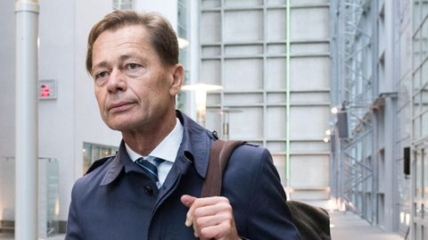 Ex-Manager Thomas Middelhoff ist auf freiem Fuß