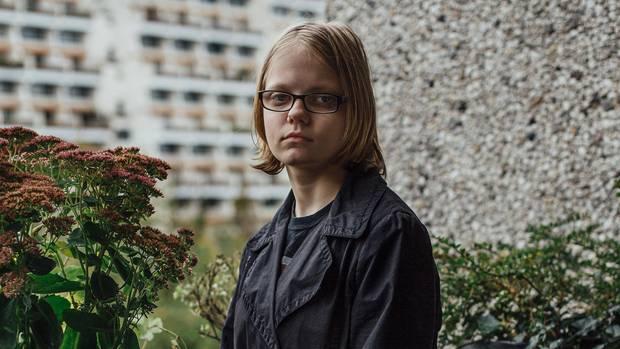 Landowskas Tochter Nikola, 15, hat gern im Hannibal gelebt, trotz allem. In der Ersatzwohnung teilt sie sich nun ein Zimmer mit ihrer Mutter