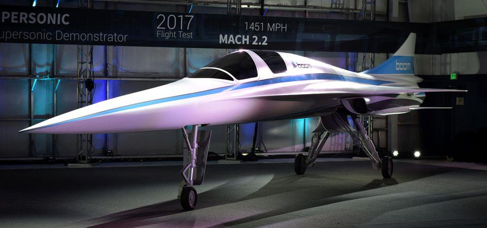 Die kleinere XB-1 soll zur Erprobung der Technik dienen.