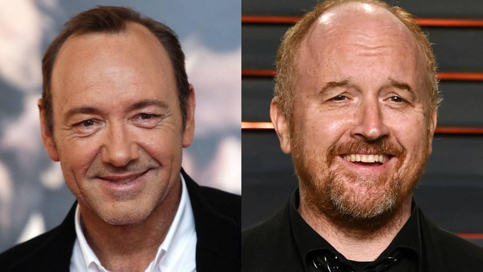 Die Akte Hollywood: Skandal um sexuelle Belästigungen: Das sind die prominentesten Fälle