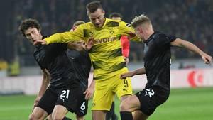 Der BVB bleibt in der Bundesliga erfoglos