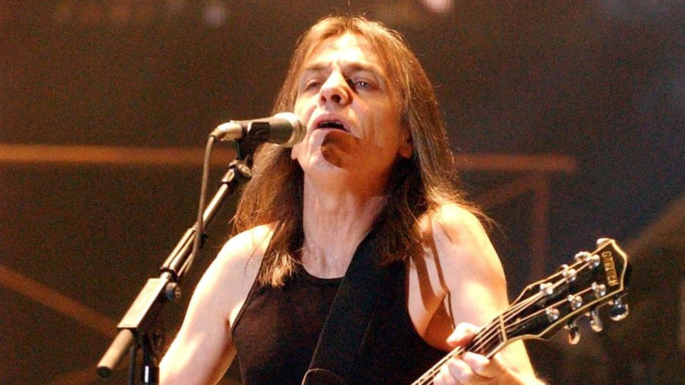 AC/DC: Gitarrist Malcolm Young