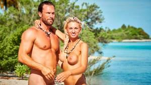"""Adam sucht Eva""-Gewinner Bastian Yotta und Natalia Osada"
