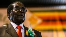 Robert Mugabe regiert Simbabwe seit Jahrzehnten