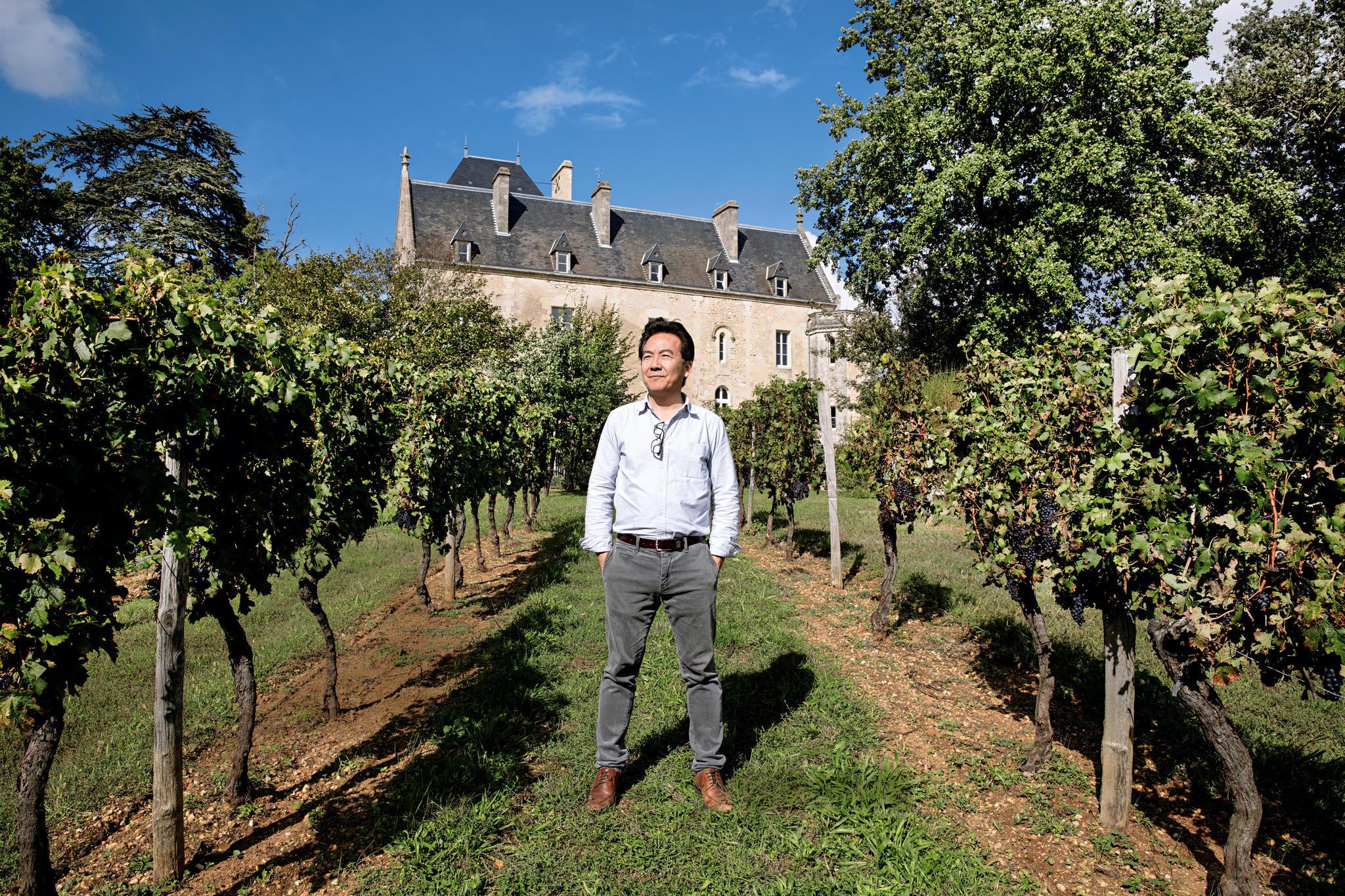 daafa7b39b Châteaux in Bordeaux: Chinesen kaufen weltberühmte Weingüter auf | STERN.de