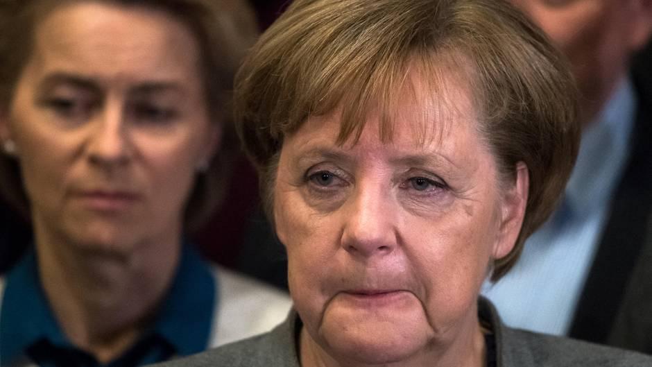 Jamaika scheitert. Wie macht Angela Merkel nun weiter?