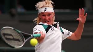 Sie war eine der größten Rivalinnen von Steffi Graf. Nun ist Jana Novotna mit nur 49 Jahren an Krebs gestorben
