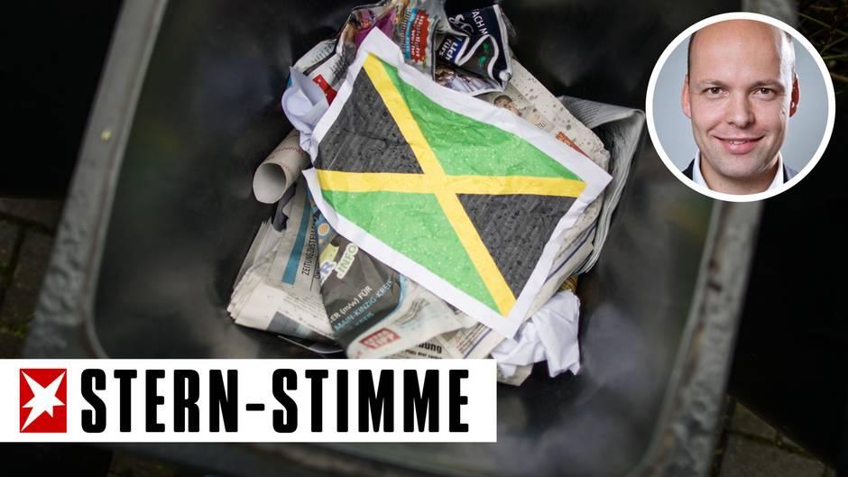 Die Jamaika-Koalition kommt nicht zustande