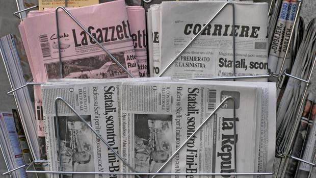 Pressestimmen: Das Jamaika-Scheitern hat in Europa für Wirbel gesorgt