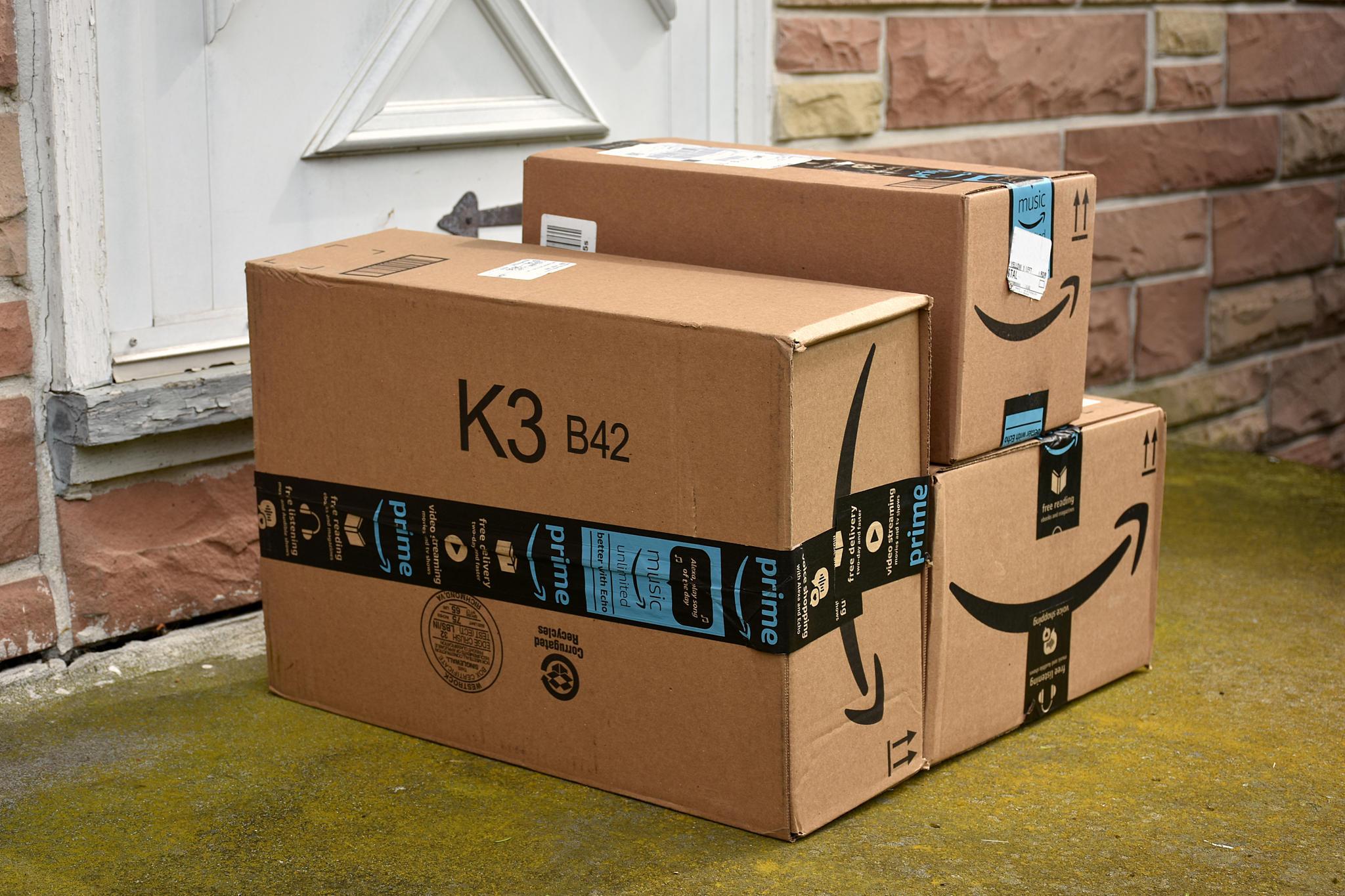 amazon pakete ohne bestellung