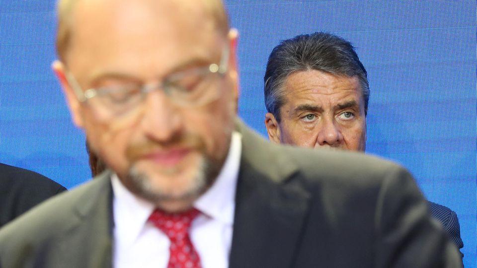 """Weitermachen, SPD, aber ohne """"Betonkopf Martin Schulz"""", fordert stern-Autorin Ulrike Posche."""