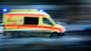 Nachrichten Deutschland - Krankenwagen
