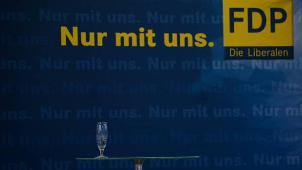 Mit uns nicht: Die FDP hat die Jamaika-Gespräche abgebrochen