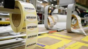 Aufkleber von Amazon