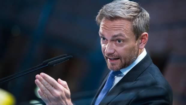 Keine gemeinsame Idee: Lindner verteidigt Abbruch der Sondierungen in Brief an FDP-Mitglieder